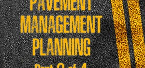 4 Steps on How to get Started Developing a Pavement Management Program