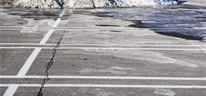How Does Spring Thaw Affect my Parking Lot?