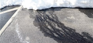 Protect your Parking Lot from Spring Thaw