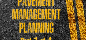 4 Steps to Maintaining your Asphalt Parking Lot with a Pavement Management Plan