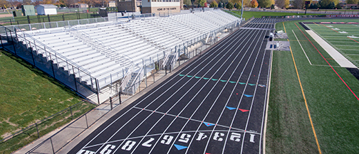 Asphalt Surfaces for Athletics and Event Surfaces in Minnesota